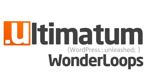 Wonder Loops - WordPress Loop Generator